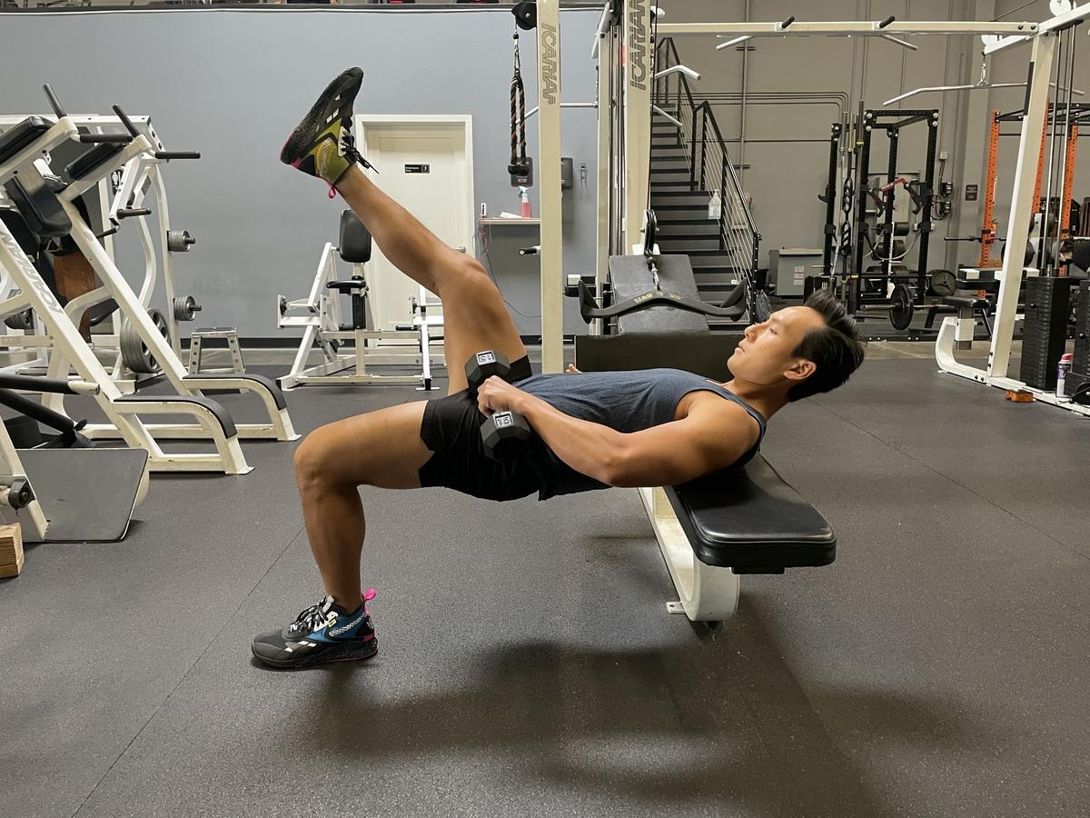 how-to-do-single-leg-hip-thrust