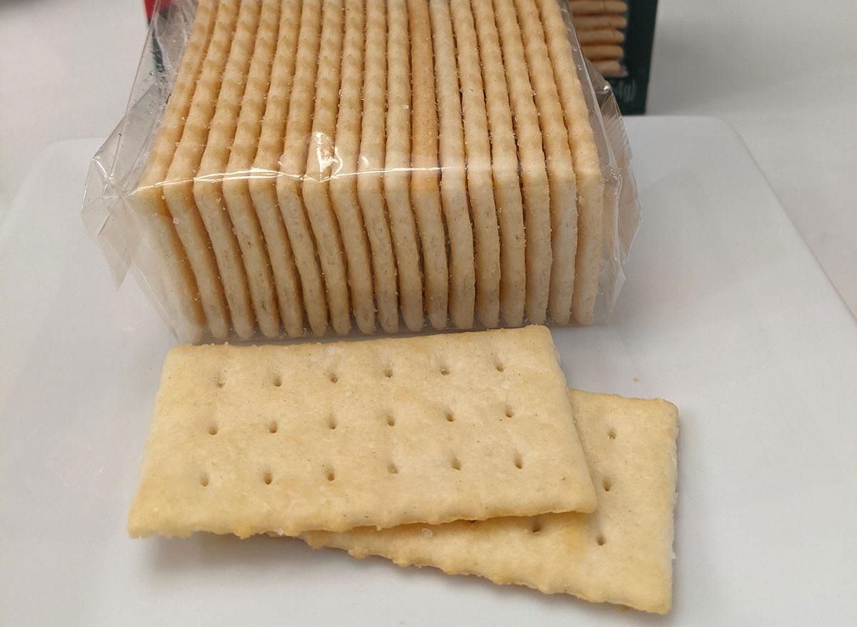club snack stacks