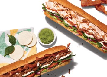 subway new sandwiches