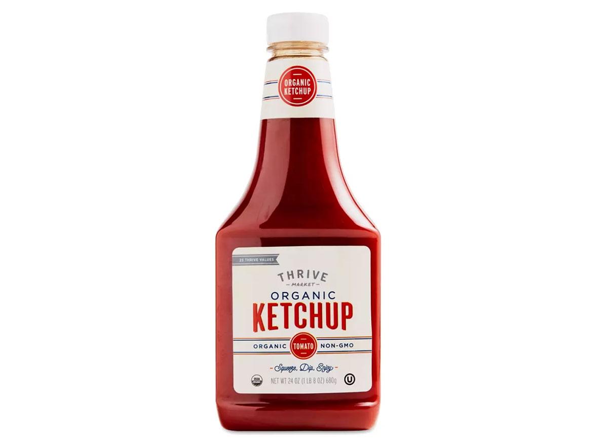 thrive organic ketchup