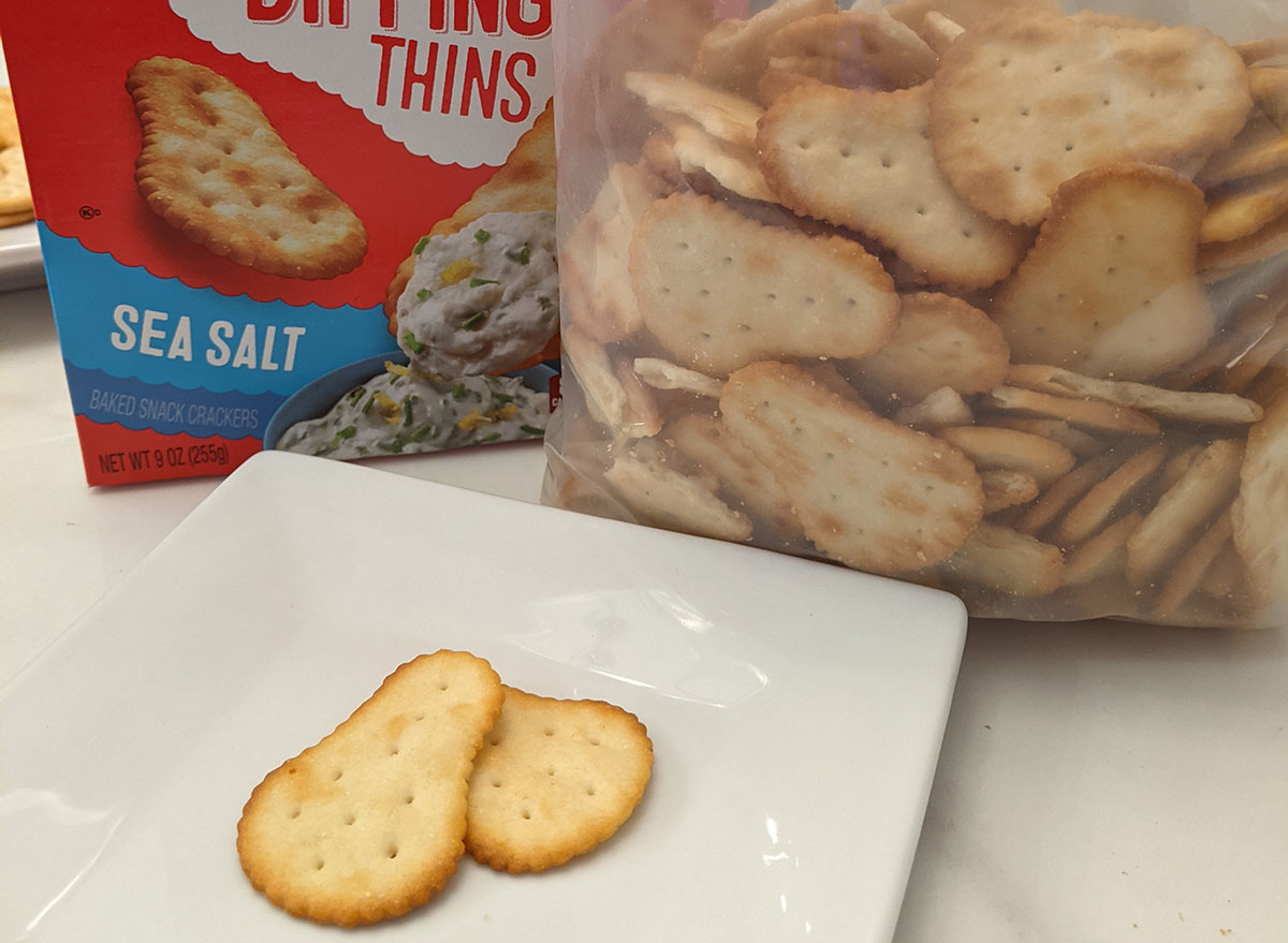 town house dipping thins