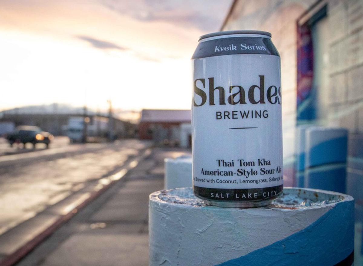 utah shades brewing