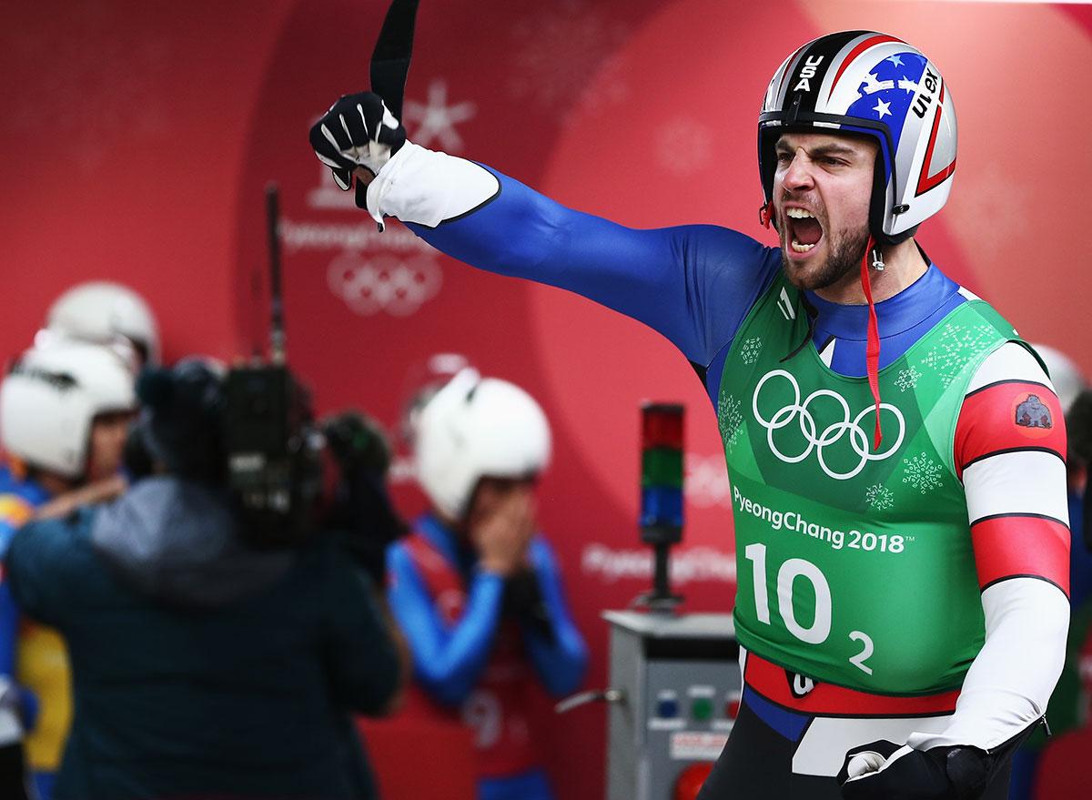 winter olympic athletes