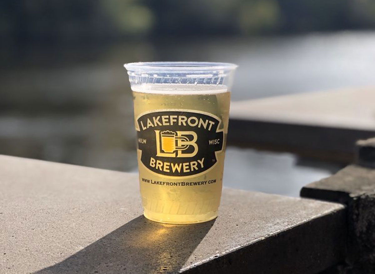 wisconsin lakefront brewery