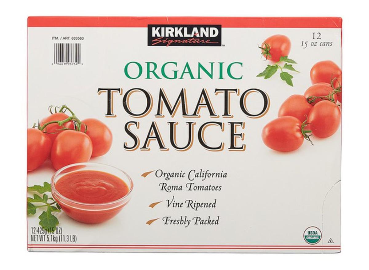 Kirkland Tomato Sauce