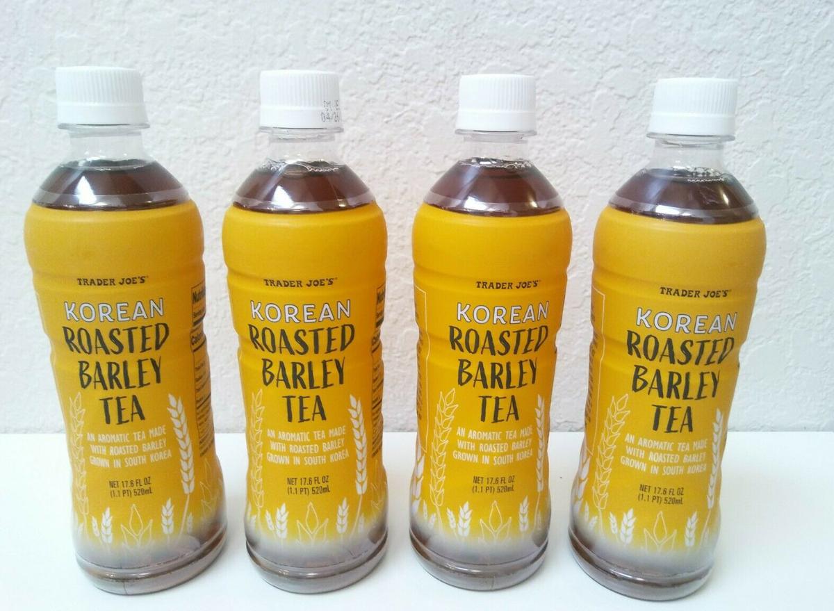 Trader Joe's Roasted Barley Tea