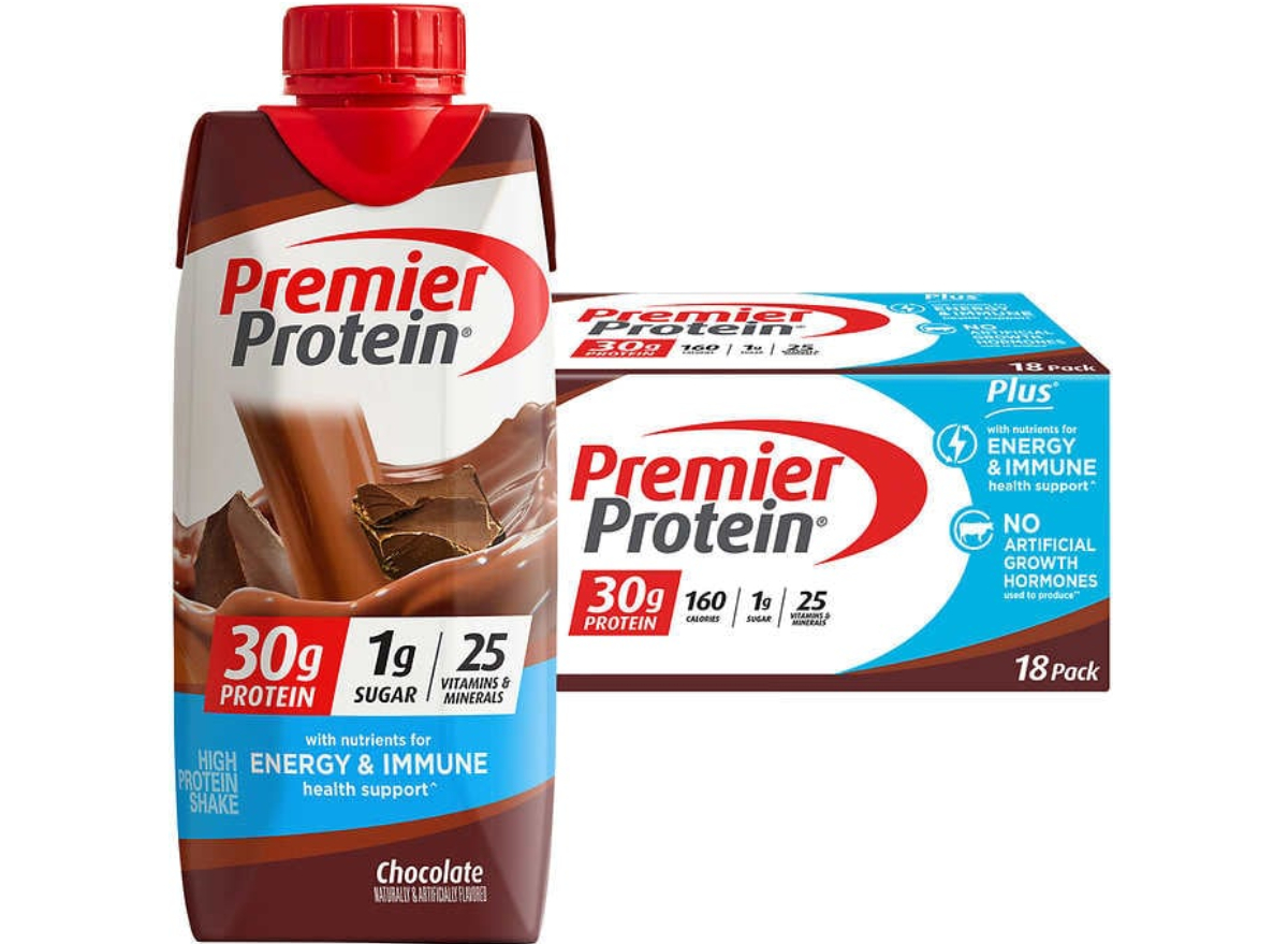 Premier 30g Protein PLUS Energy and Immune Support Shakes