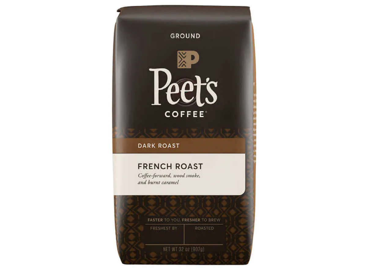 Peet's coffee Costco
