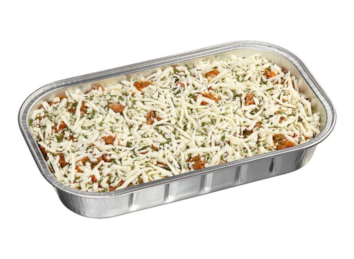 Costco lasagna ravioli