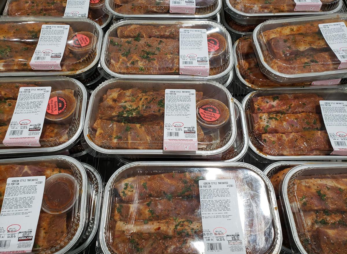 Costco Korean ribs