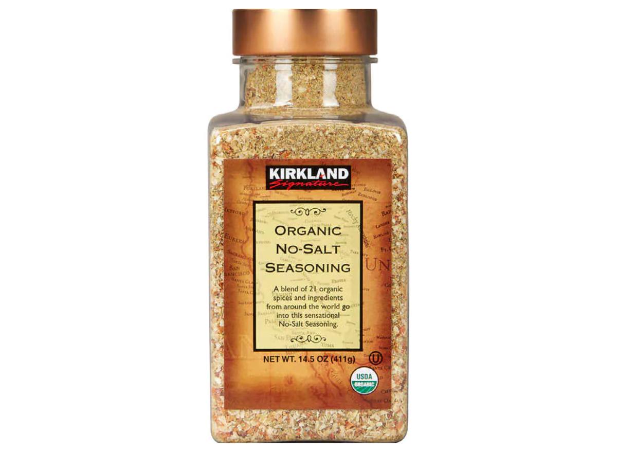 Kirkland No Salt Seasoning Costco