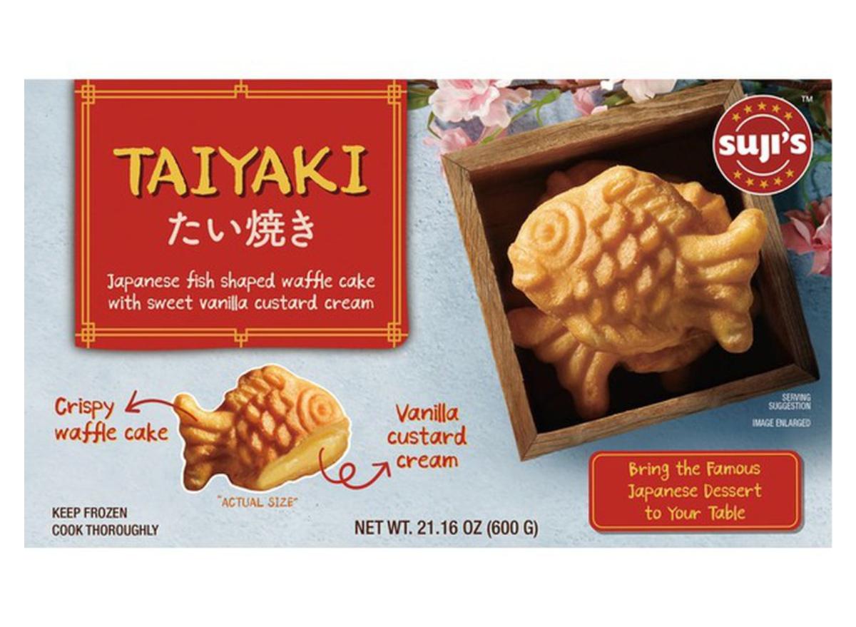 Suji's Taiyaki Fish Waffle Costco