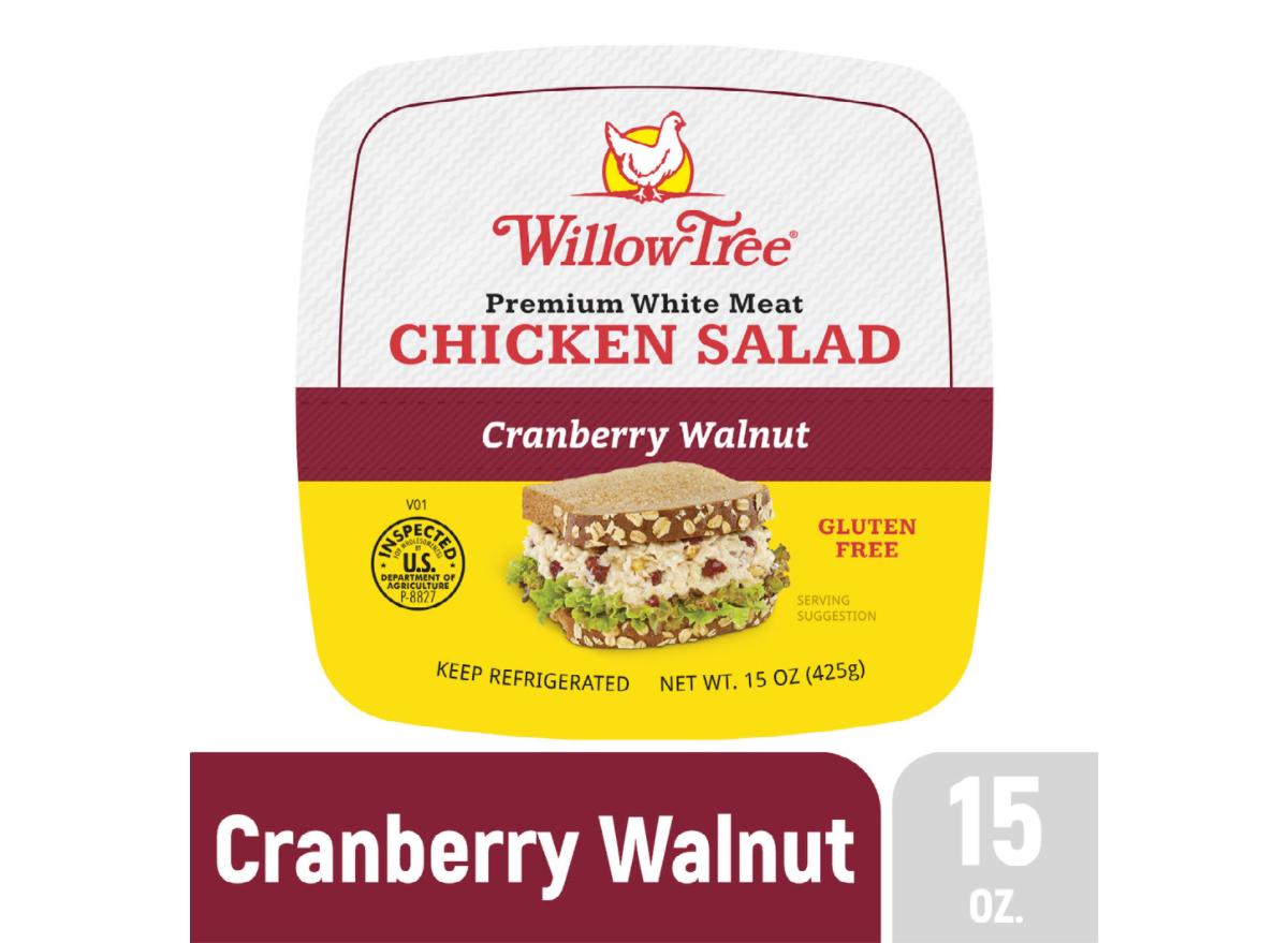 Willow Tree Poultry Farm Chicken Salad Walmart
