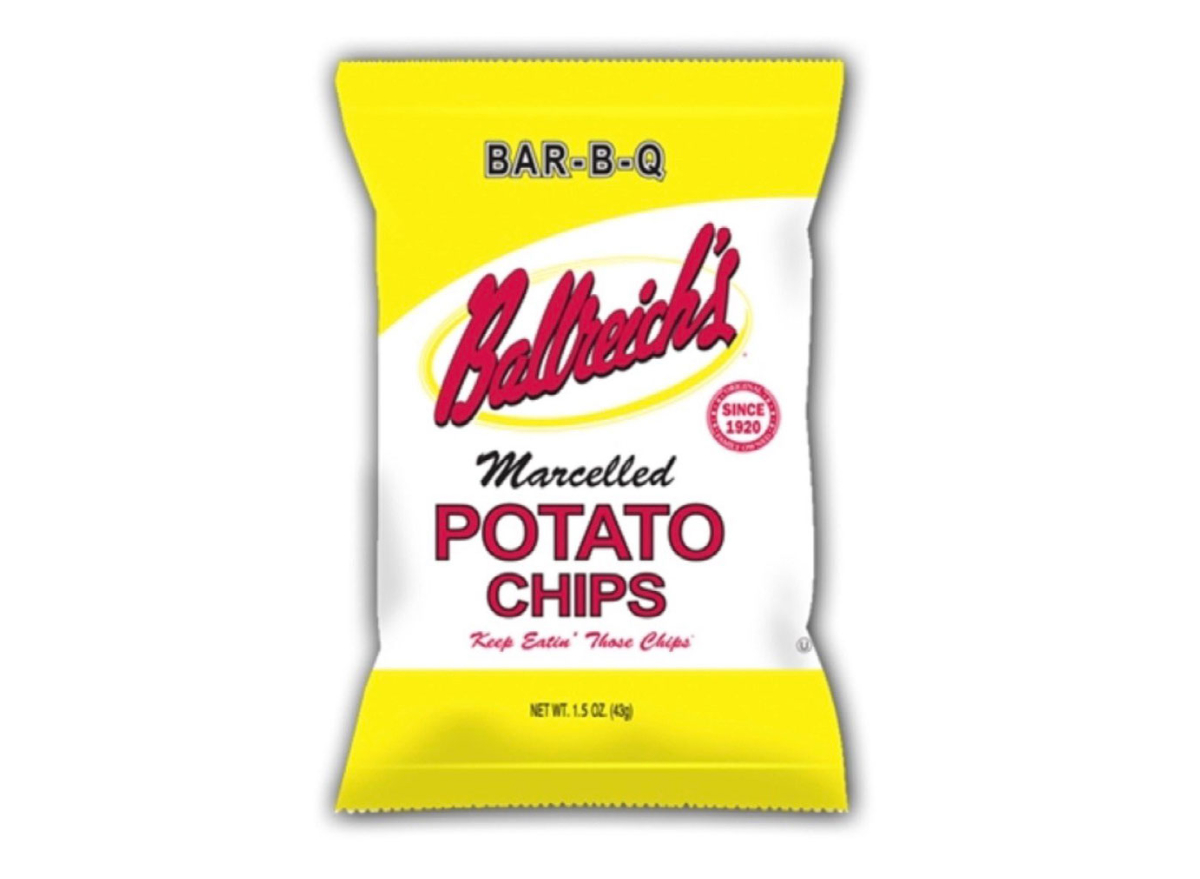Ballreich BBQ potato chips