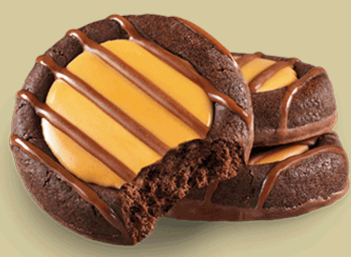 new Girl Scout cookie flavor