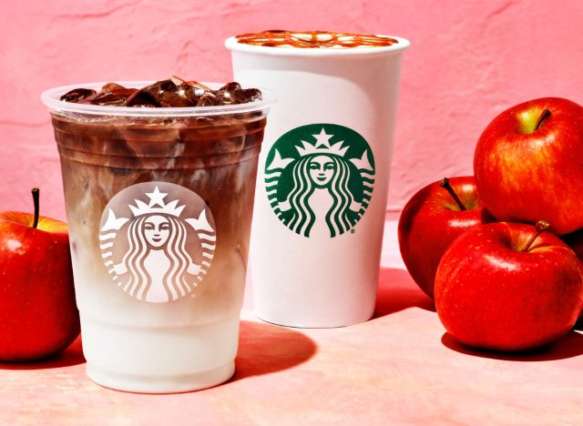 We Tasted 6 Popular New Fall Coffee Drinks & This Is the Best