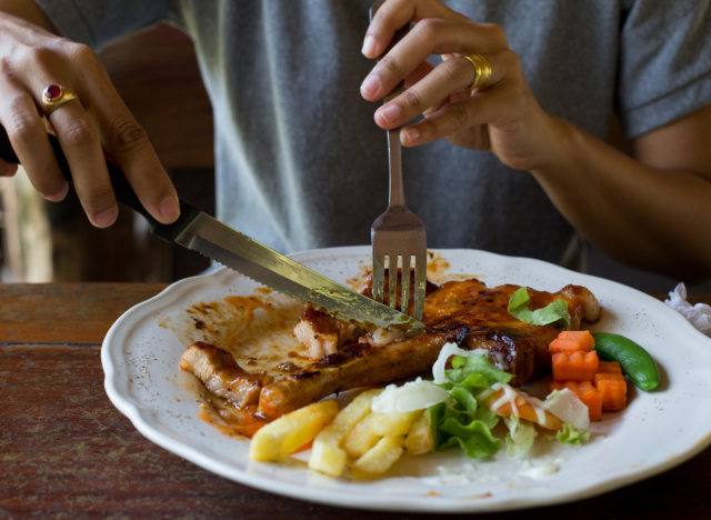 The Worst Eating Habits For Your Metabolism, Say Experts