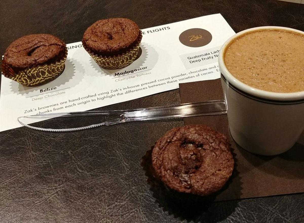 arizona zaks chocolate