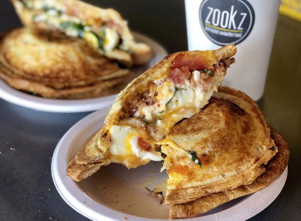 arizona zookz sandwiches
