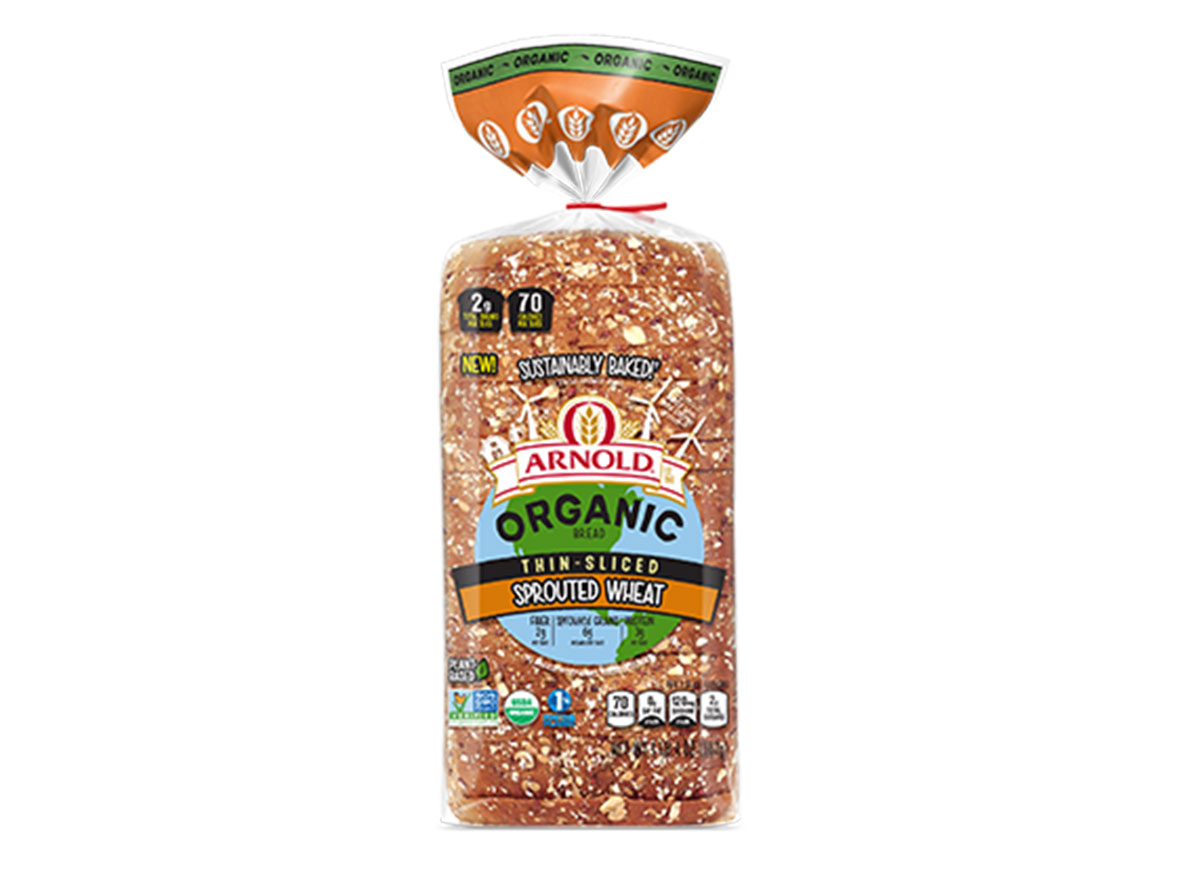 arnold bread sprouted wheat