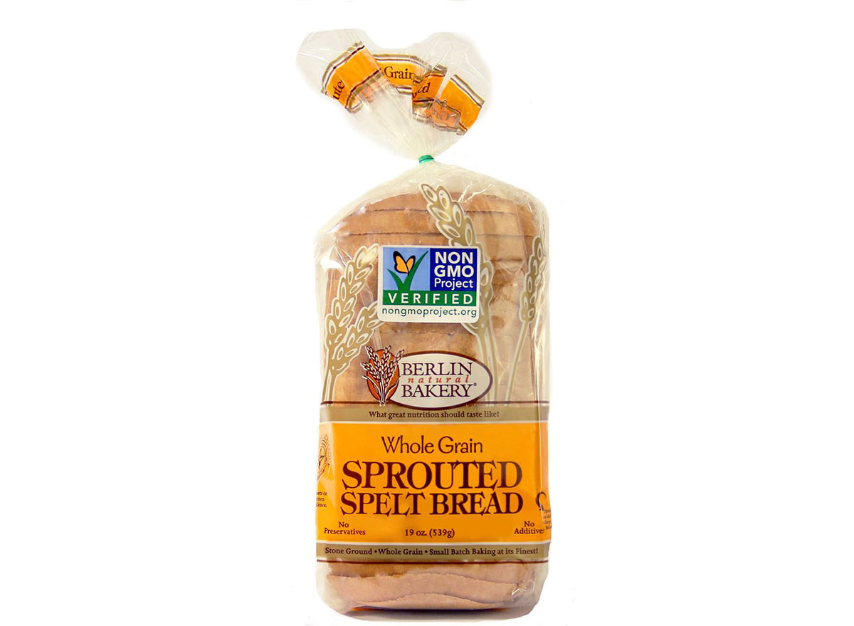 berlin natural bakery whole grain sprouted spelt bread