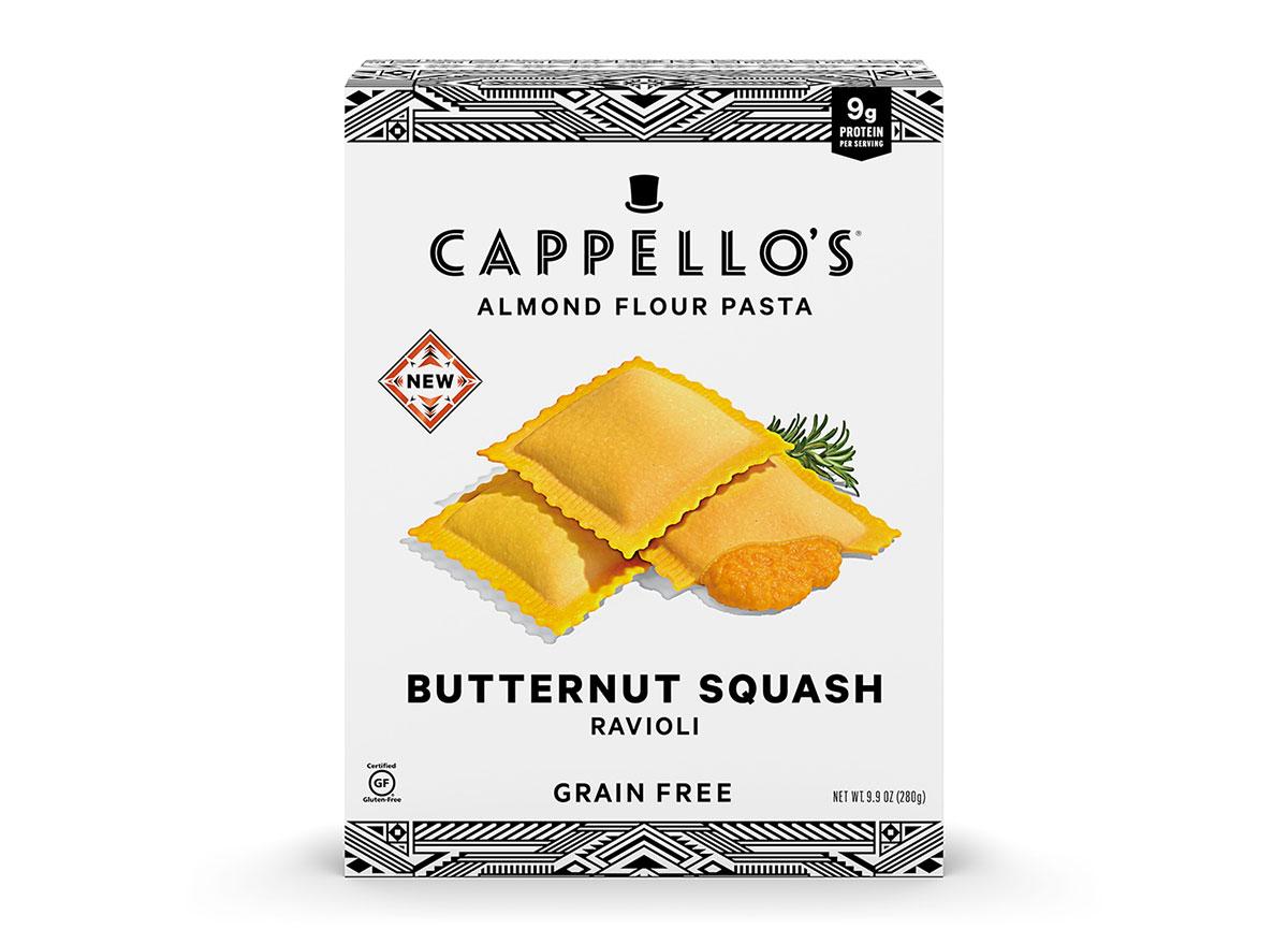 cappellos butternut squash ravioli