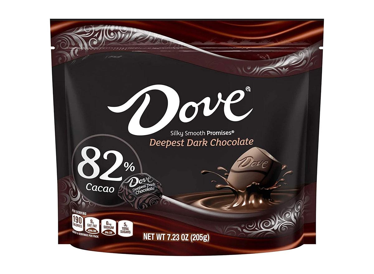 dove deepest dark chocolate