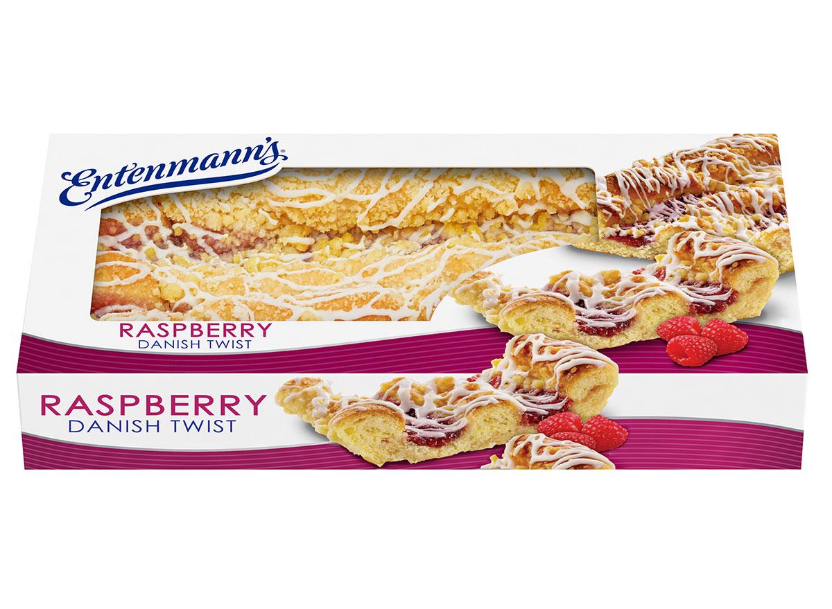 entenmanns raspberry danish twist