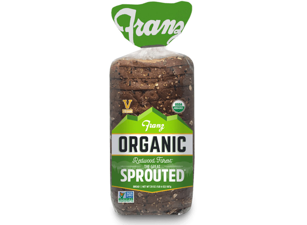 franz sprouted bread