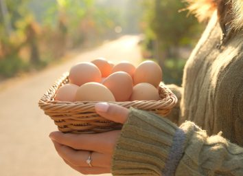 One Major Effect of Eating Free-Range Eggs, Says Science