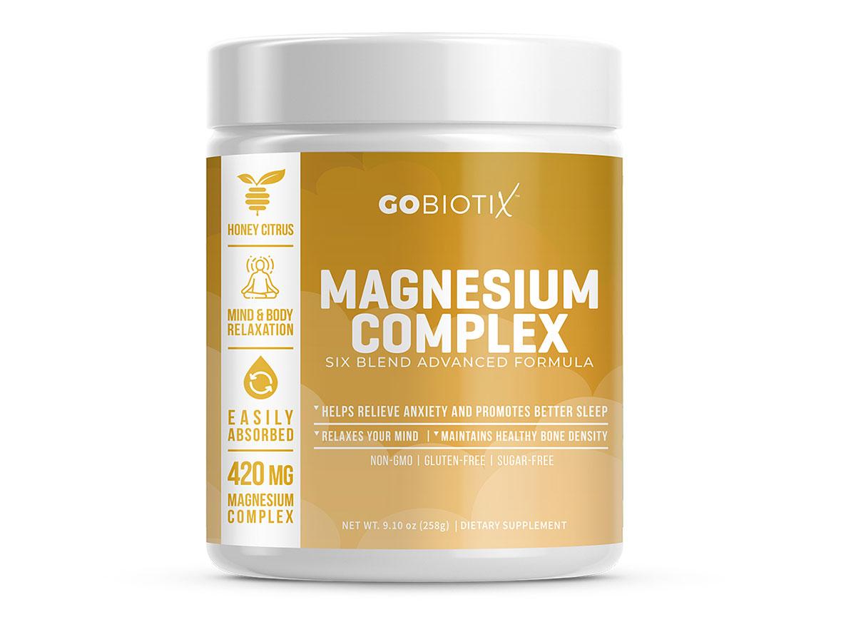 gobiotix magnesium complex