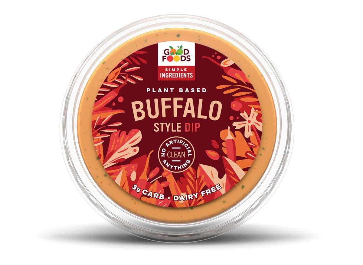good foods buffalo chicken dip