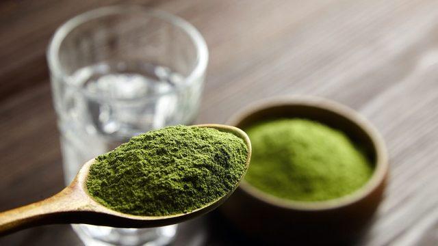 greens powder