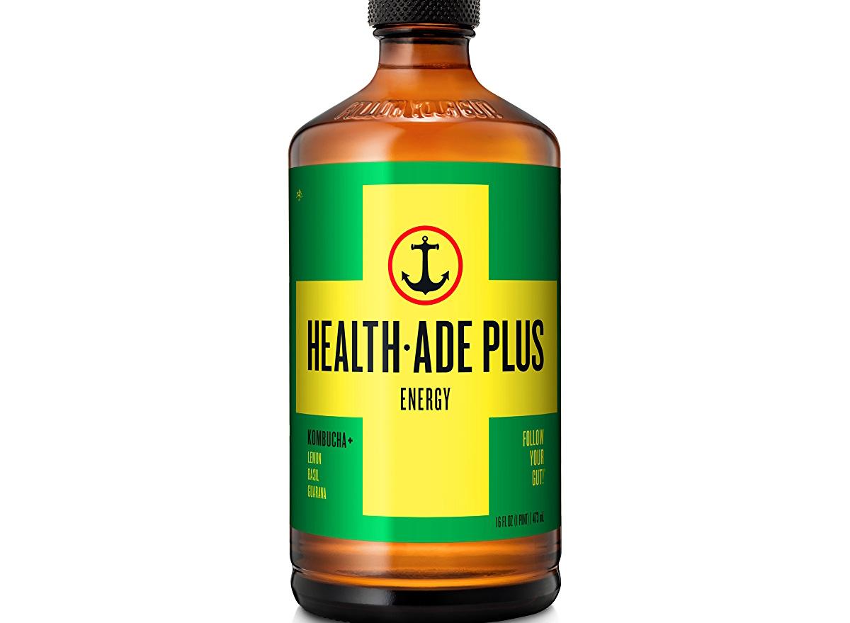 health-ade plus energy drink