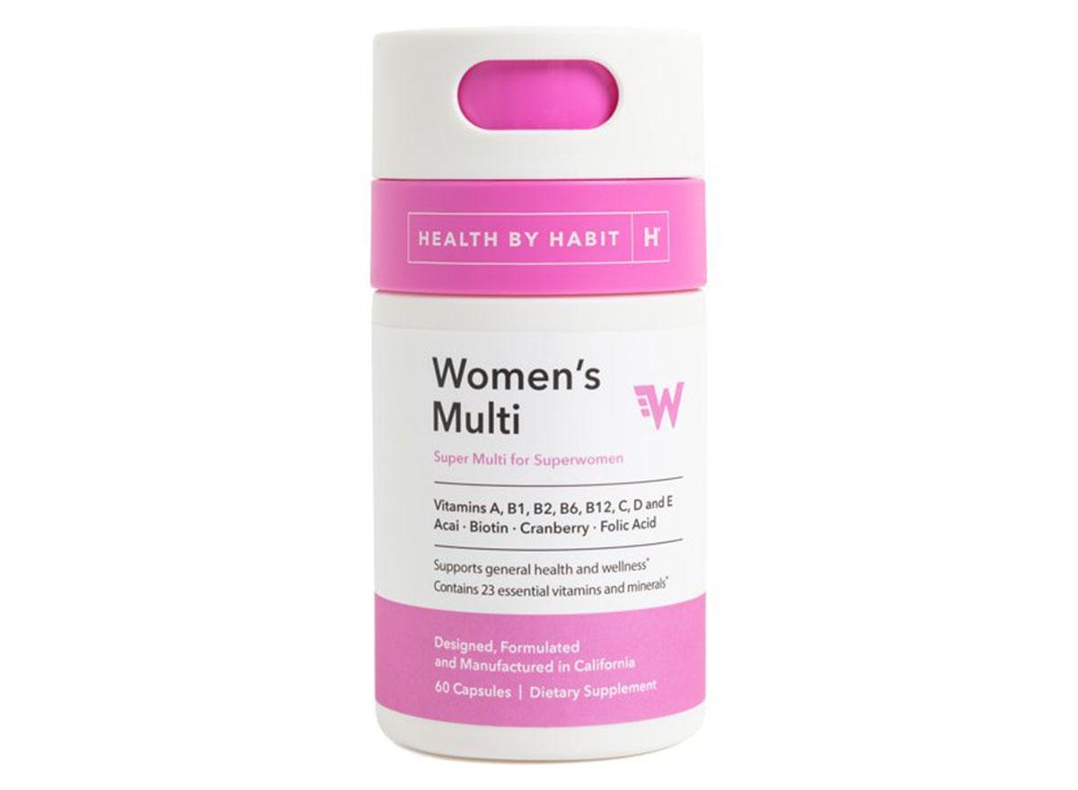health by habit womens multi
