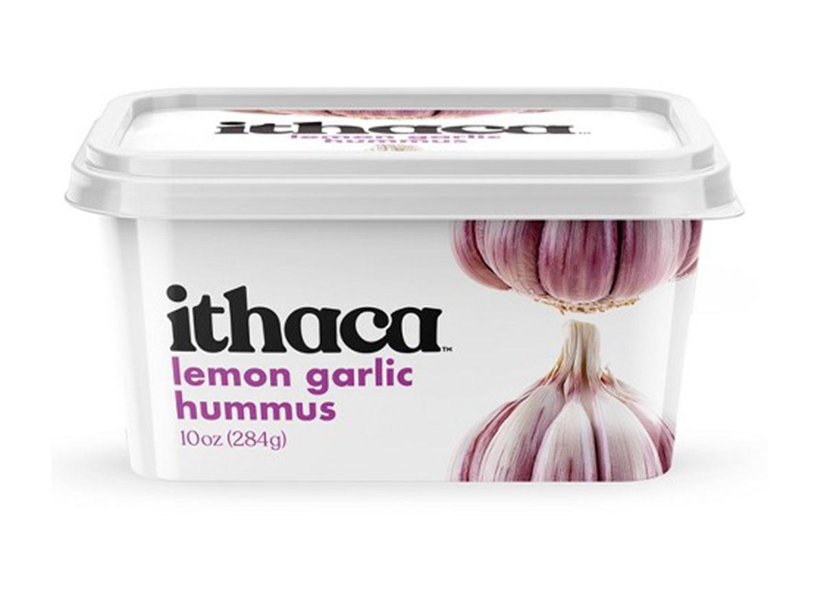 ithaca hummus lemon garlic