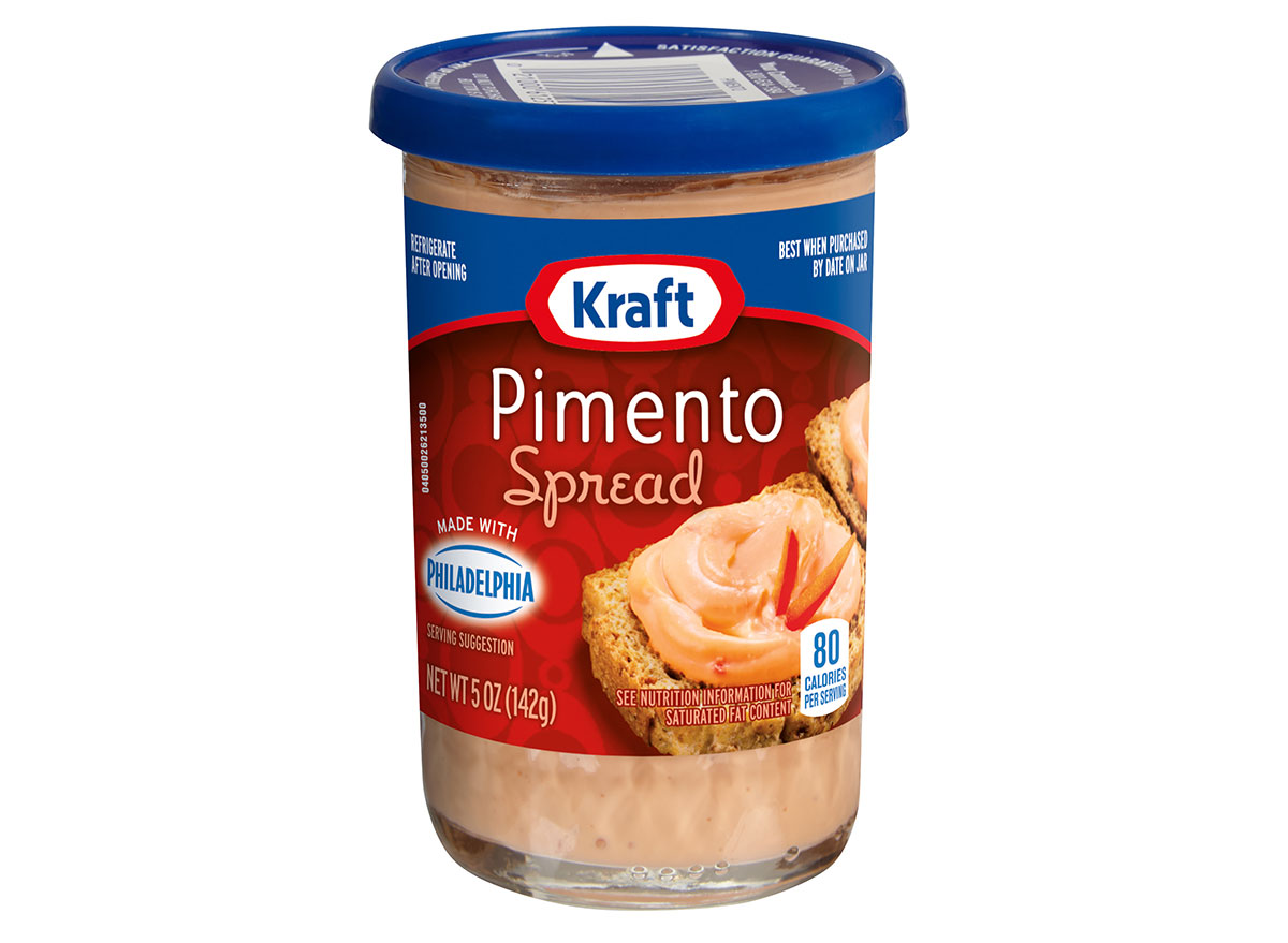 kraft pimento spread