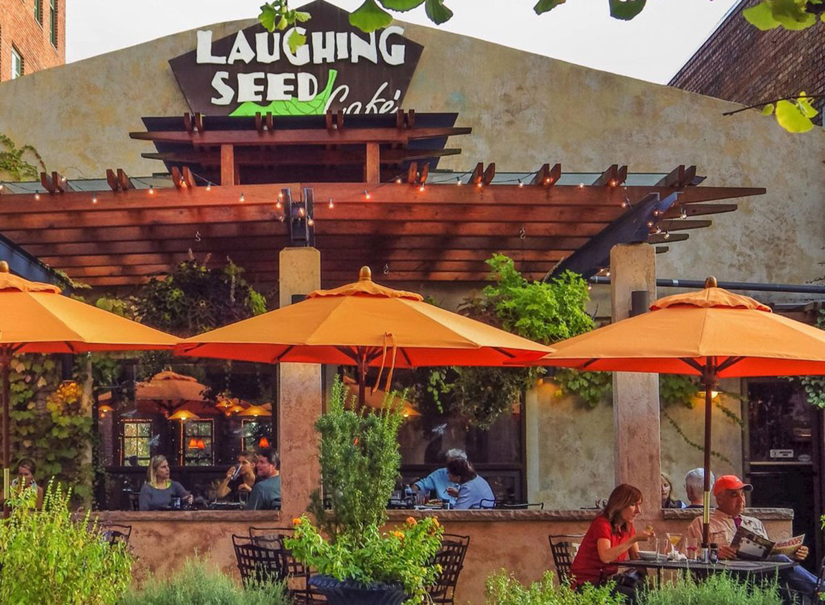laughing seed cafe