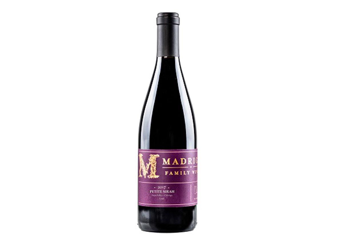 madrigal family wine