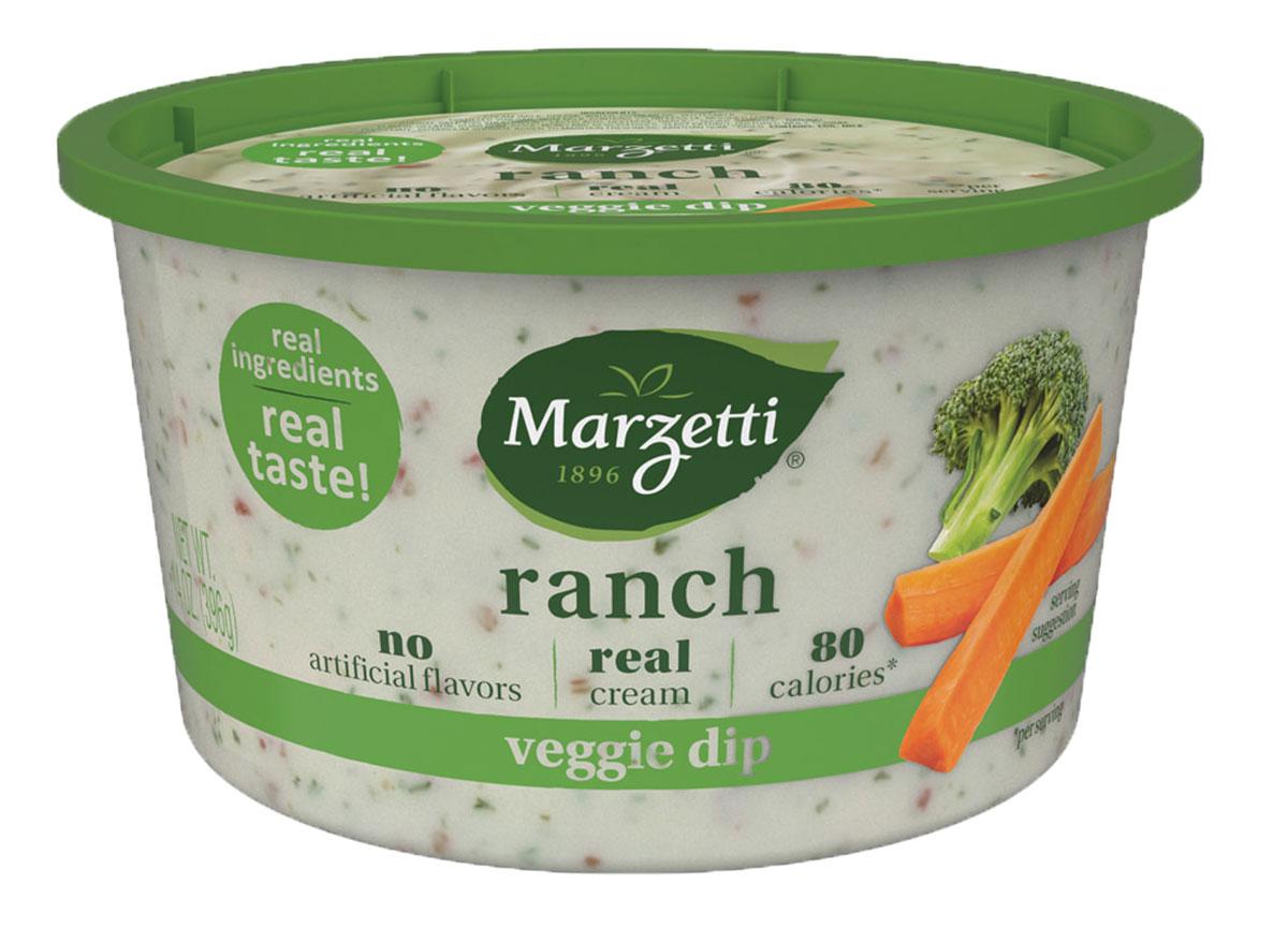 marzetti veggie dip lite ranch