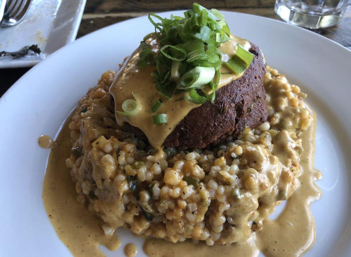 massachusetts red lentil vegetarian