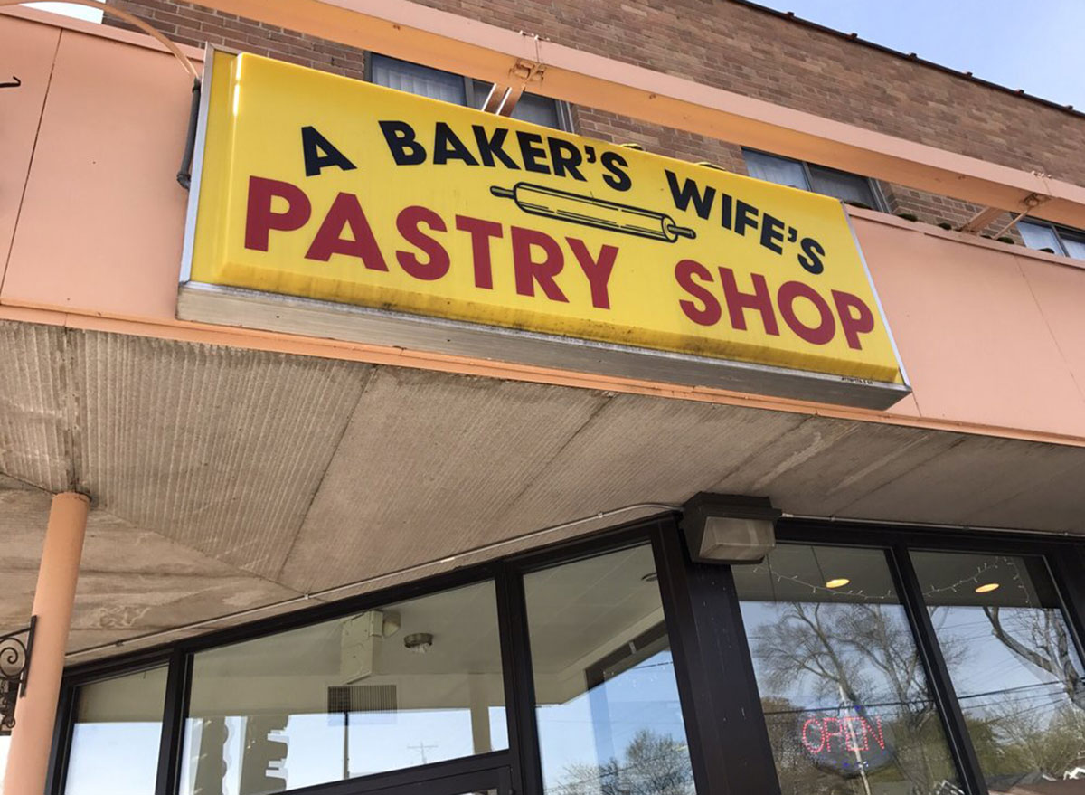 minnesota bakers wife