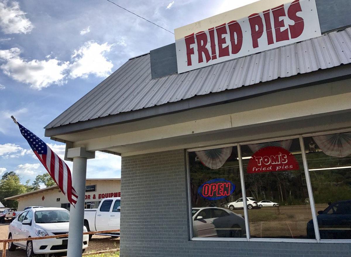 mississippi toms original fried pies