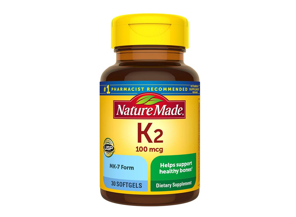 nature made k2