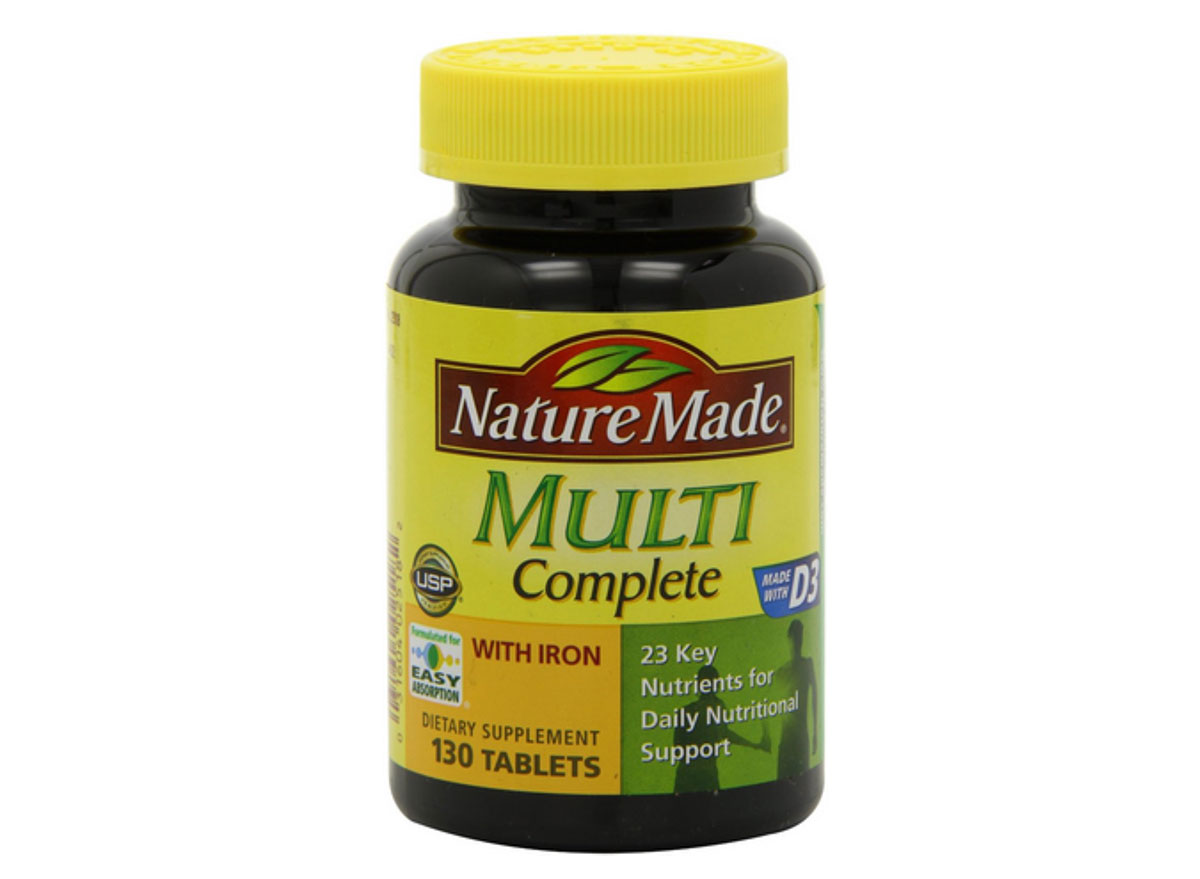 nature made multi complete