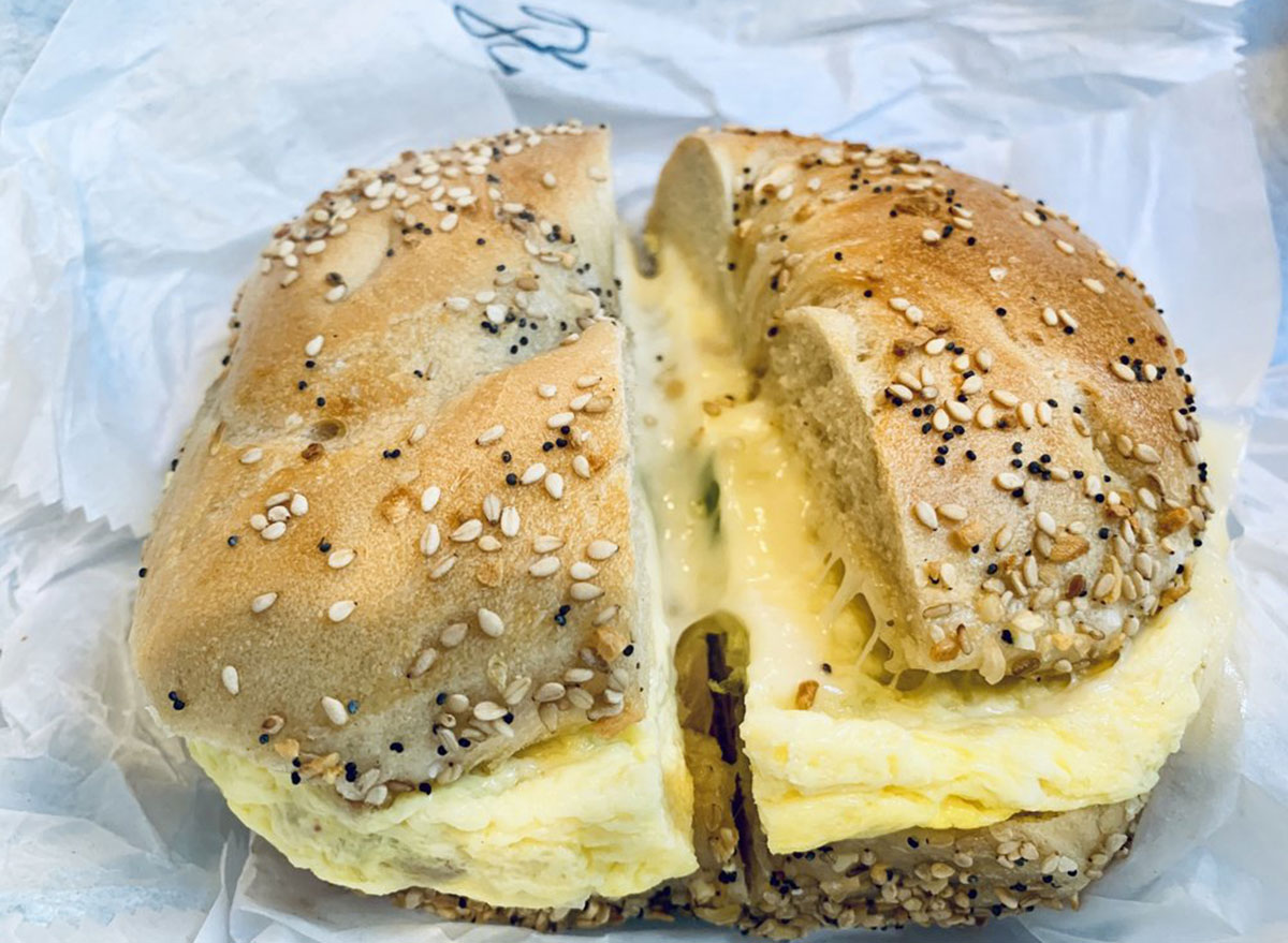 new york ess a bagel