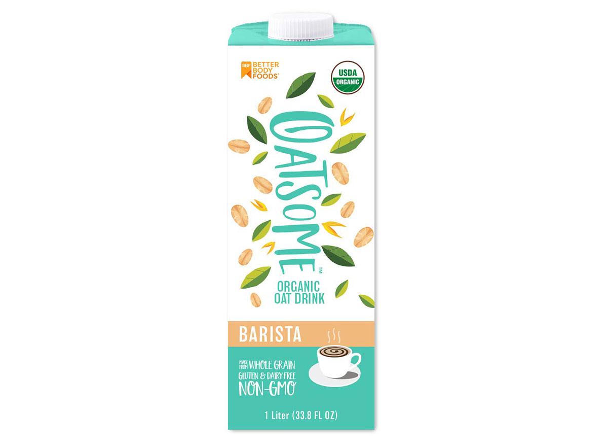 oatsome oatmilk