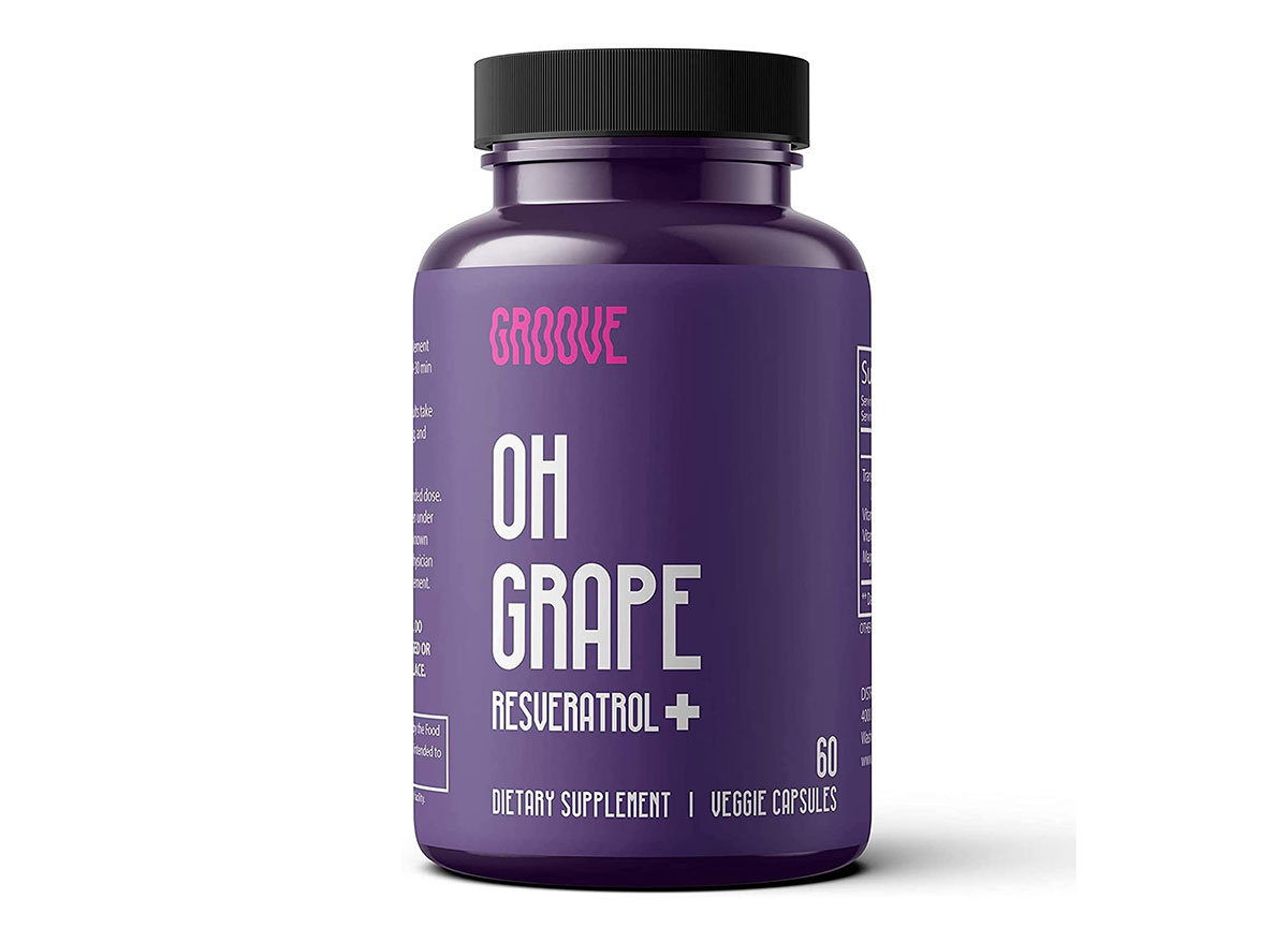 oh grape by groove