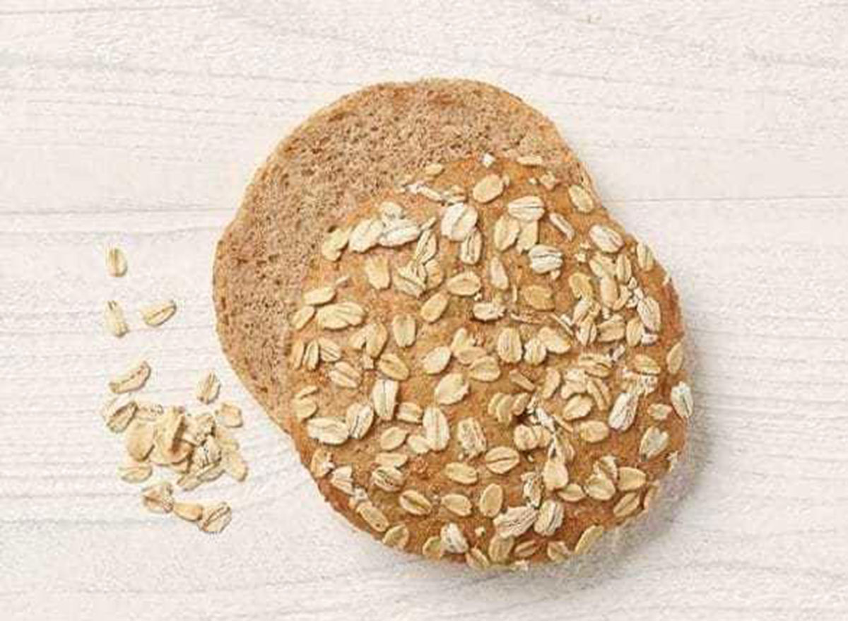 panera sprouted grain flat bread