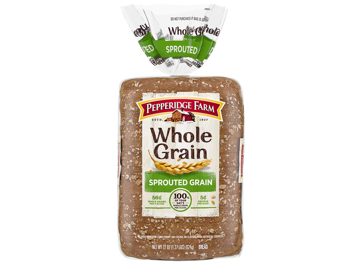 pepperidge farm whole grain sprouted bread